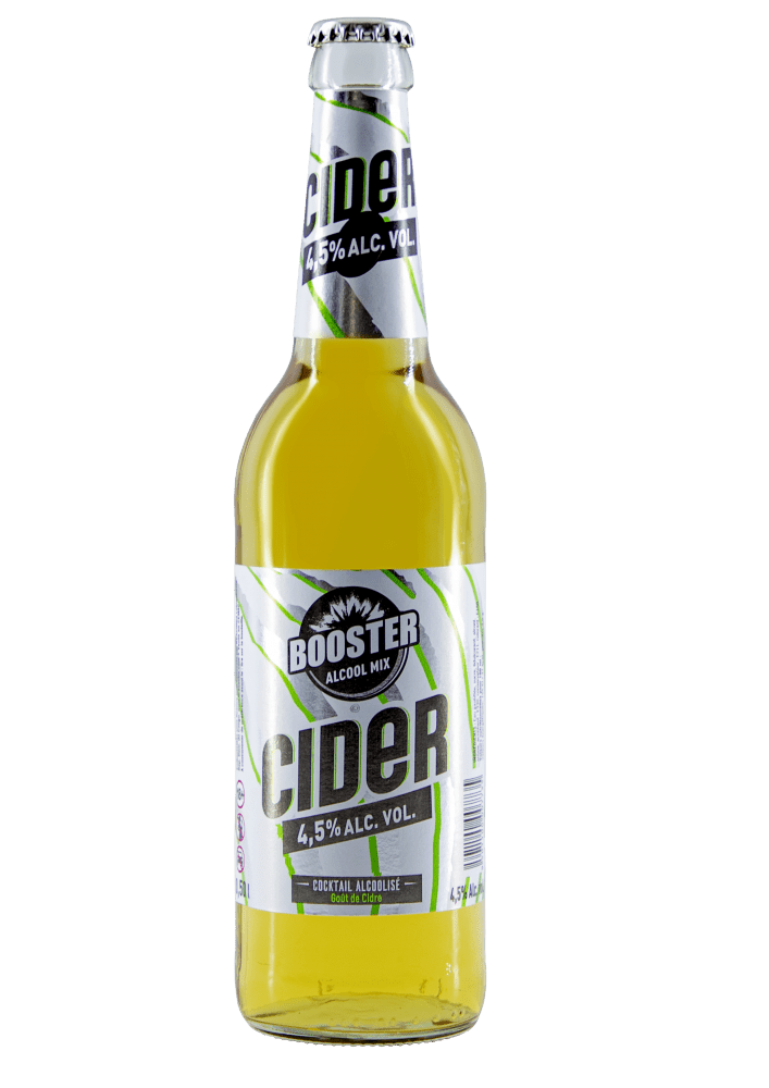 Booster Cider 50CL VC