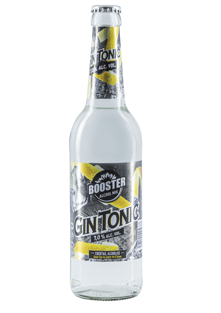 Booster GinTonic 50CL VC